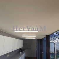 Gyproc plafond en isolatie