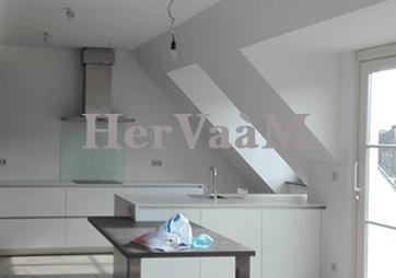 Schilderwerken interieur Herentals
