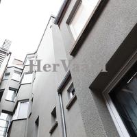 Gevelisolatie appartementsgebouw te Antwerpen Centrum